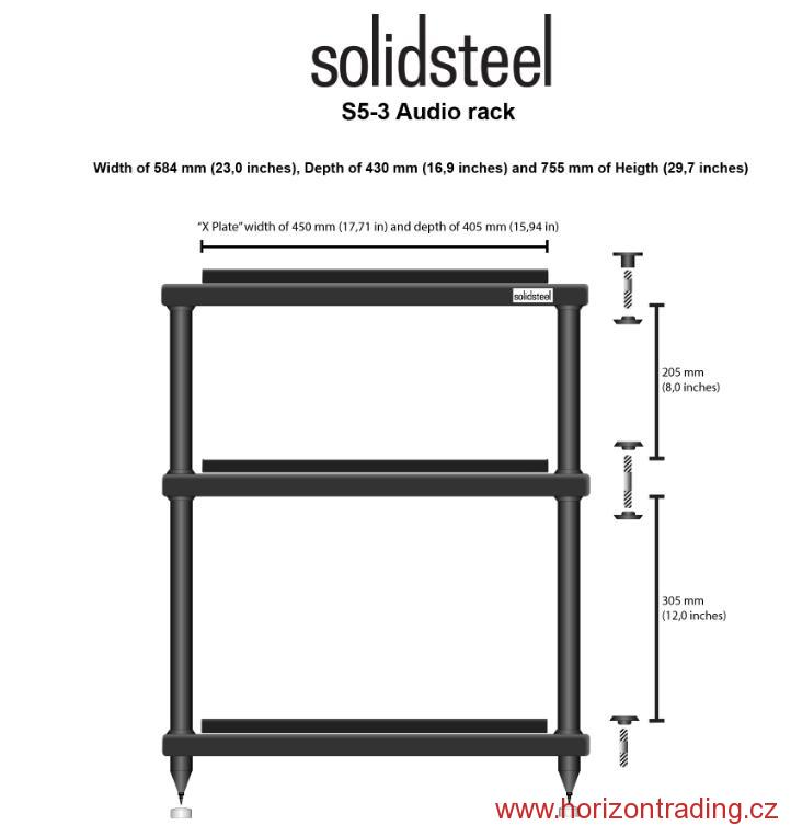 Solidsteel S5-3 Limited Edition