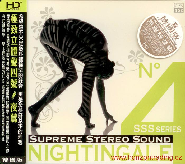 ABC Record - Supreme Stereo Sound - No. 4 - Nightingale