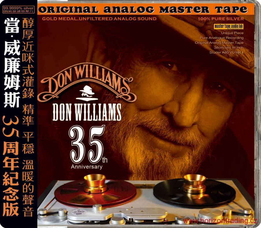 ABC Records - Don Williams - 35th Anniversary
