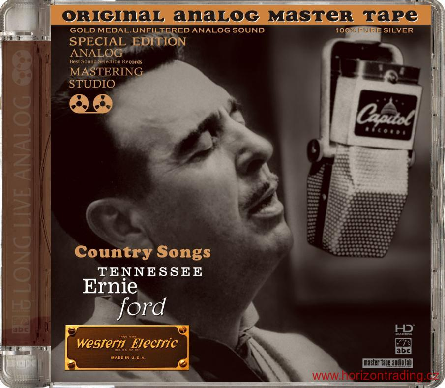 ABC Records - Tennessee Ernie Ford - Country Songs