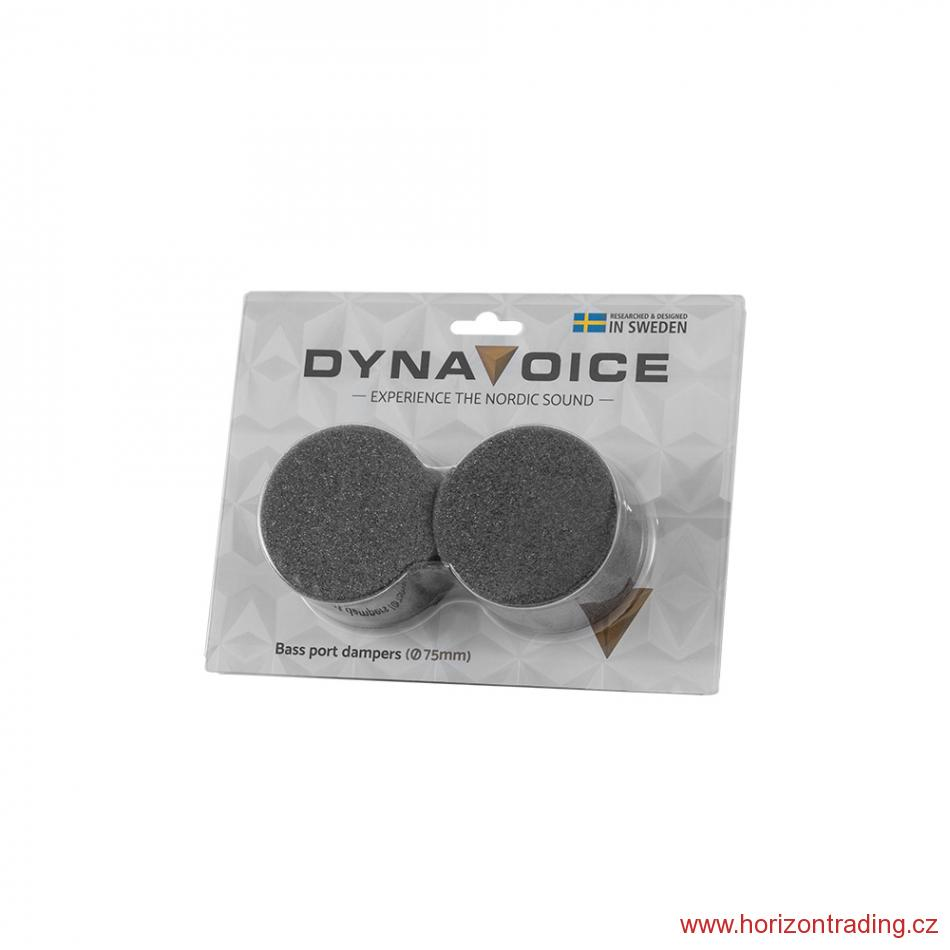 Dynavoice Bass Port Dampes 75