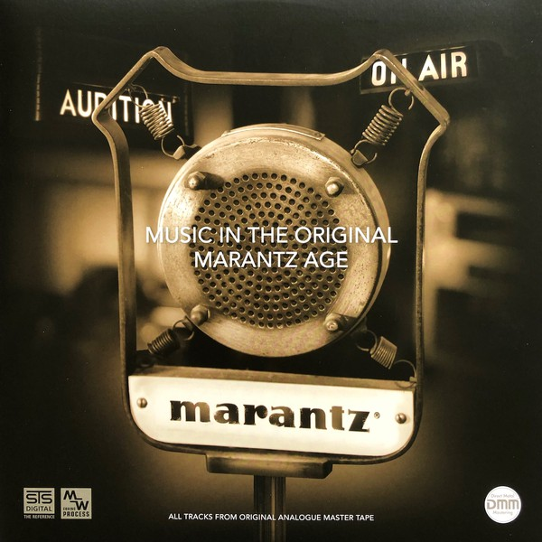 STS Digital - Music In The Original Marantz Age