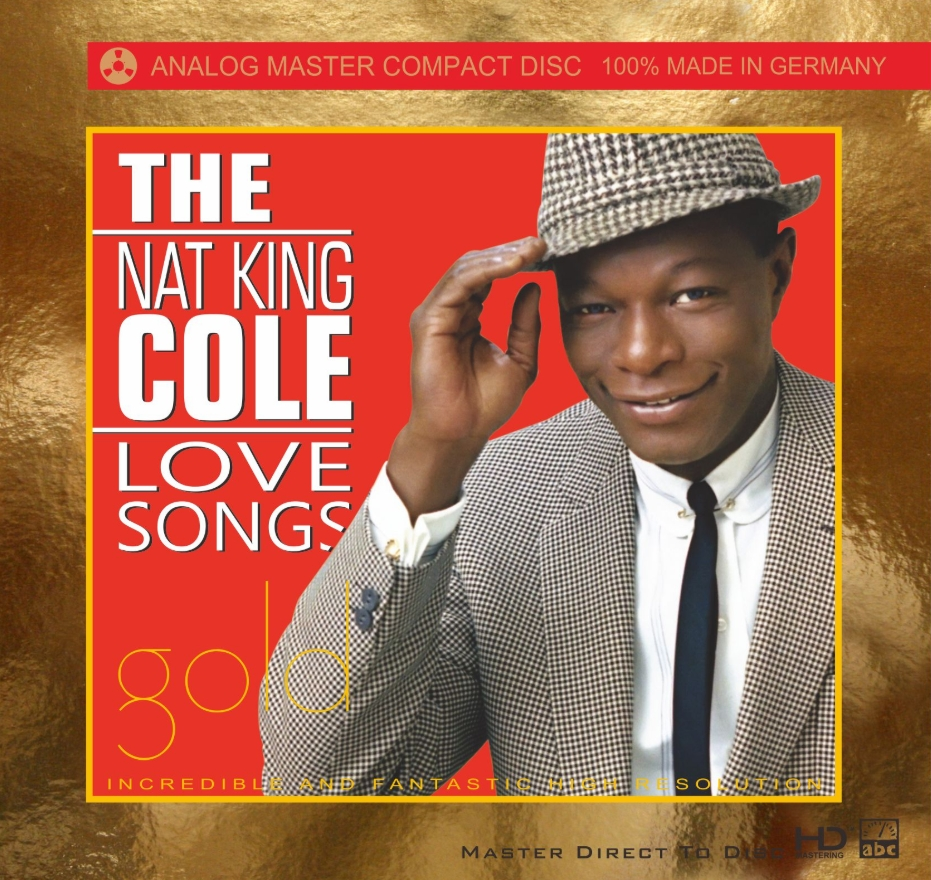 ABC Records - Nat King Cole - Love Songs
