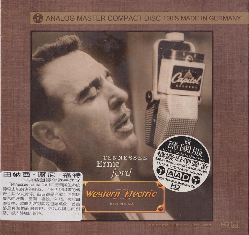 ABC Records - Tennessee Ernie Ford