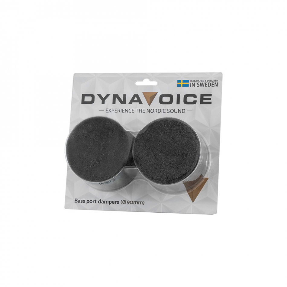 Dynavoice Bass Port Dampes 90