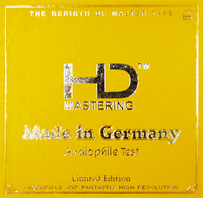 ABC Records - Made in Germany—Audiophile Test