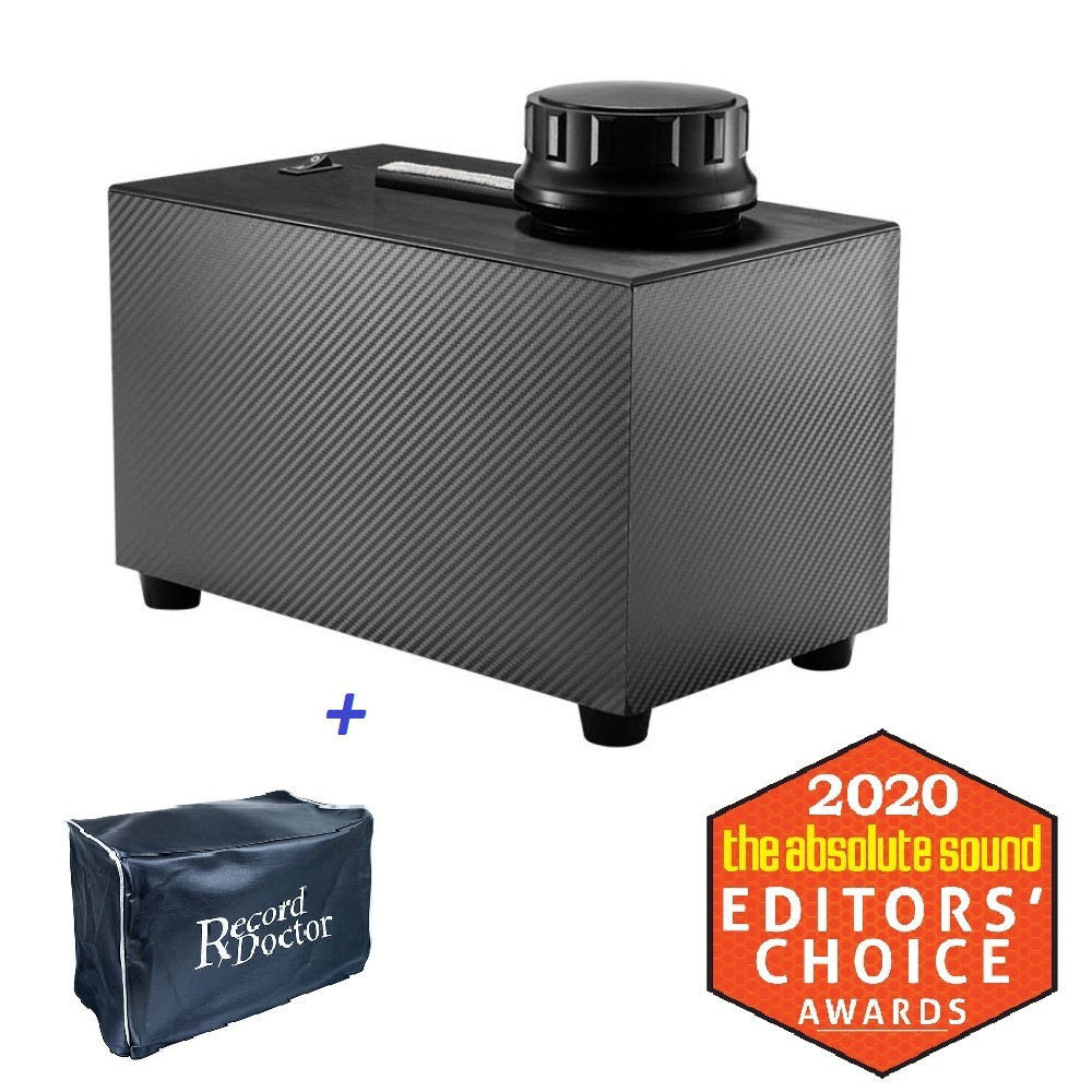 Record Doctor Washer IV Carbon Fiber Anniversary Edition + Washer VI Cover