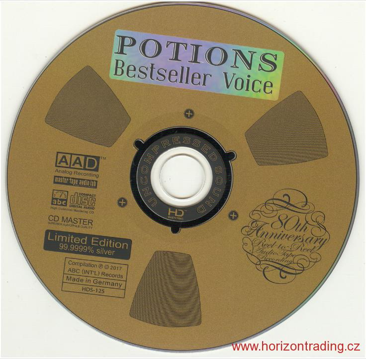 ABC Records - Potions - Bestselling Voices