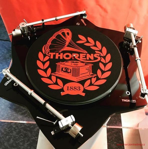 Thorens Slipmate Black Anti-static