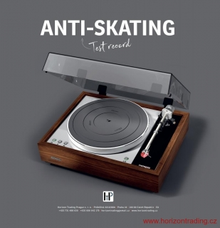HTP ANTI-SKATING Test record