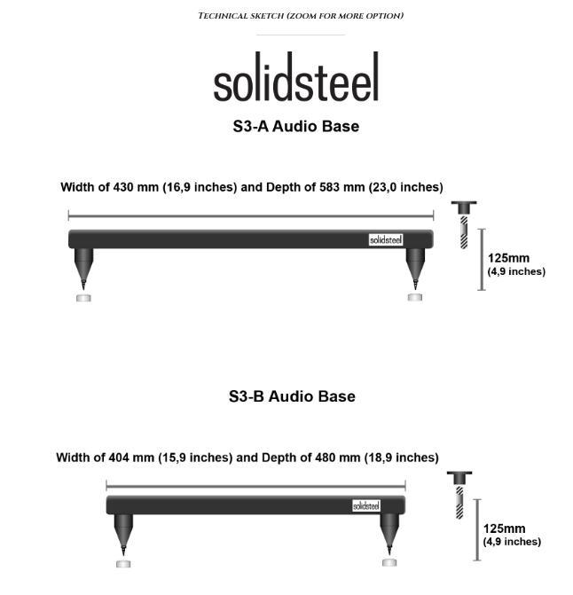 Solidsteel S3-B