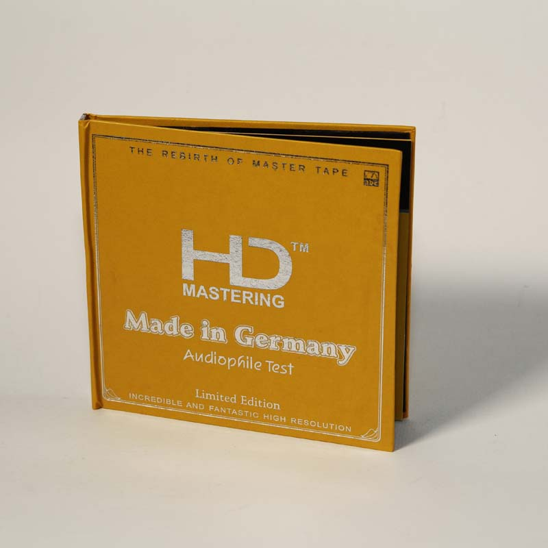 ABC Record - Made in Germany—Audiophile Test